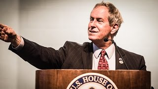 Republican Congressman Who Heckled Obama Gets Roasted At His Own Townhall