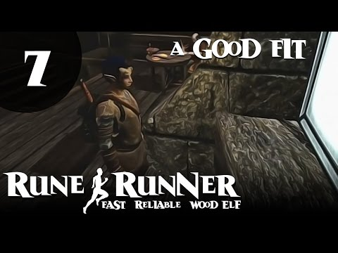 Skyrim Role Play! Rune Runner - Ep 7: A Good Fit