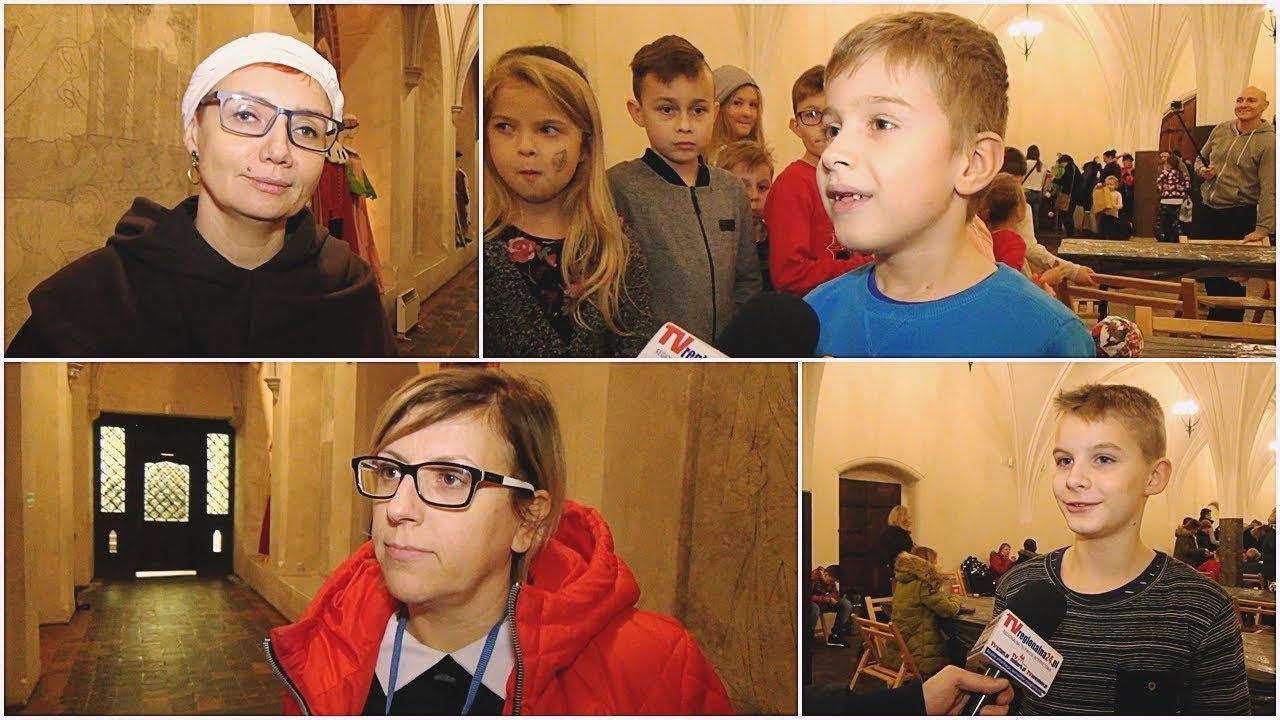 Poszukiwania Mikołaja na zamku w Malborku! – 06.12.2017