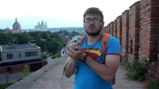 Михаил Ефимкин, Смоленск