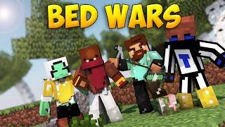 Minecraft BedWars #48 - Две катки, новая тактика