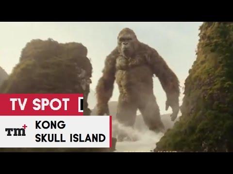 KONG  SKULL ISLAND #15 TV Spot - Defend 2017 - Tom Hiddleston Monster Movie HD
