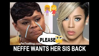 Keyshia Cole Sister BEGS for her Forgiveness & Apologizes for Bashing her 👭🙏