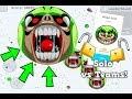 Agar.io Mobile INSANE Solo Takeover   Solo God vs Teams (Agario Mobile Gameplay)