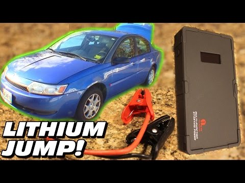 jump-starting-a-car-w/-lithium-battery!?-how-to-use-1byone-12-volt-booster-pack-for-dead-batteries