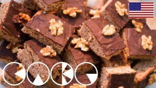 Gingerbread Slices Recipe
