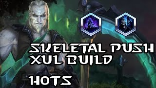 Xul Build Guide Spooky Scary Skeletons Heroes Of The Storm Hots Strategy Builds Xul build guide all who oppose me: xul build guide spooky scary