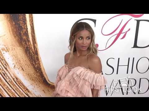 Ciara at 2016 CFDA Fashion Awards