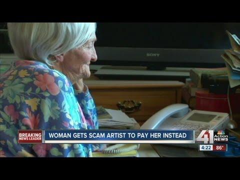Scammers Ask Woman To Send Check To Claim Her Million Dollar Prize