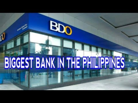 TOP 7 Biggest Bank in the Philippines 2017