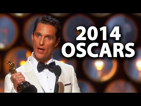 2014 Oscars: Full Show Recap & Highlights
