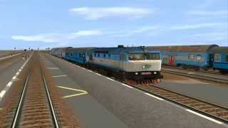 Trainz Railroad Simulator 2004 - Tvorba mapy díl 33.