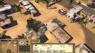 """Desert Rats vs. Afrika Korps (2004) - 09 """"Tobruk"""" by Gaming Hoplite"""