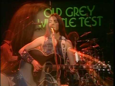 Emmylou Harris: Pancho & Lefty - Living on the road my friend