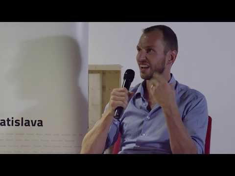 Peter Irikovksy (LRJ CAPITAL & EXPONEA) at Startup Grind Slovakia