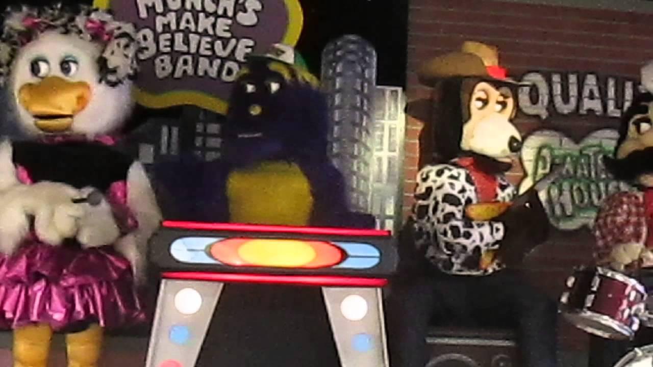 Chuck E Cheese Band Erie Pa Youtube
