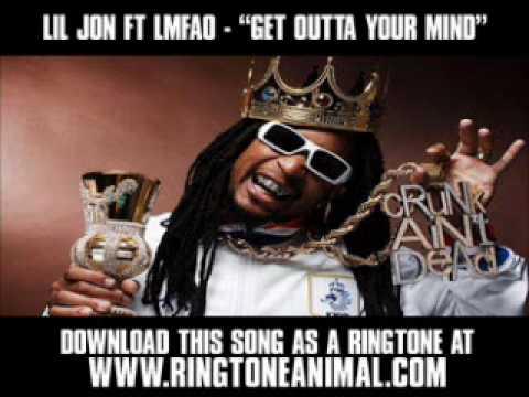 Lmfao outta your mind lyrics