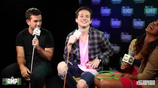 Charlie Puth Beatboxes, Dishes On Kissing Meghan Trainor & New Music