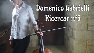Download Domenico Gabrielli - Audrey Sabattier - Ricercar n°5 MP3 song and Music Video