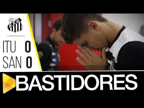 Ituano 0 x 0 Santos | BASTIDORES | Paulistão (21/02/17)