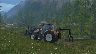 "[""Farming Simulator 2015"", ""John Deere Skidder"", ""Forest"", ""Forestry"", ""Skidder"", ""Cable and Grapple Skidders"", ""Wood"", ""Tractor"", ""Agriculture (Industry)"", ""Farmer"", ""Caterpillar"", ""Tigercat"", ""Ponsse Scorpion"", ""Liebherr 900C Litronic"", ""Harvester"", ""Fe"