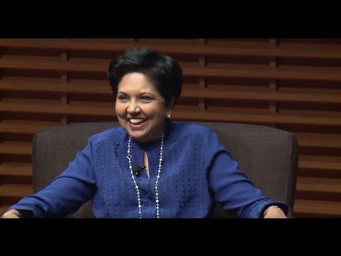 Indra Nooyi, PepsiCo Chairman and CEO & Doug McMillon, Walma