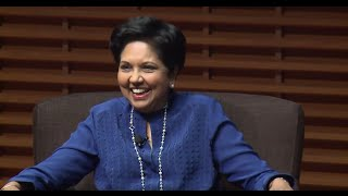 Indra Nooyi, PepsiCo Chairman and CEO \u0026 Doug McMillon, Walmart President and CEO