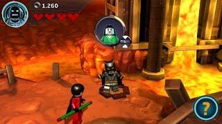 Lego Batman 3: Beyond Gotham (PS Vita/3DS/Mobile) The Mines of Qward - Free Play