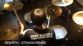 REBIRTH ストレイテナー ドラムカバー.