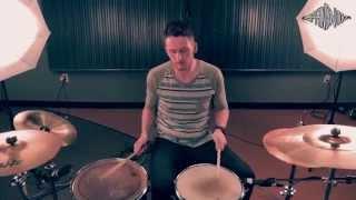 Burn- Ellie Goulding (Drum Cover) - Jackson Roberts Thumbnail