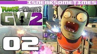 Plants vs Zombies: Garden Warfare 2 - Part 2