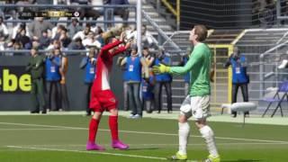 FIFA 16 Cumshot Compilation!