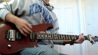 Thinking about you. Puddle of Mudd (Guitar cover)