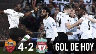 Liverpool 2 Roma 4 I Roma vs Liverpool 4-2