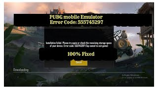 Error Code: 555745297 | Login error fixed | Pubg mobile 0.8.1 tencent gaming buddy.