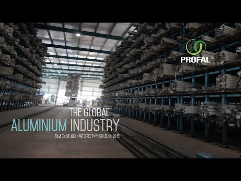 Profal™ – the Global Aluminium Industry! // Profal PROMO © 2015