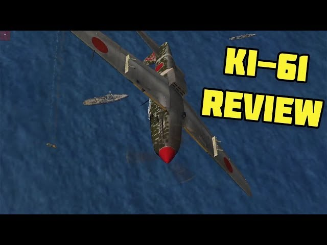 Wings of Duty - Ki61 UPDATED REVIEW | Gunship Sequel: WW2