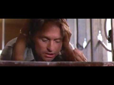 Disclosure (1994) - the confrontation