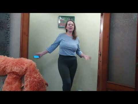 Как танцевать на корпоротиве и вести себя скромно - глазки в пол