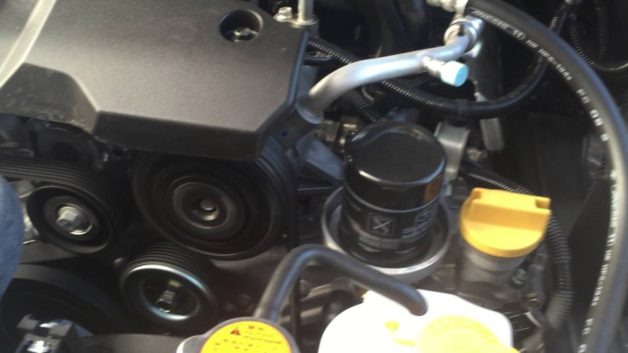 Known Problem with A/C Compressors in Model Year 2014-2016 Subarus