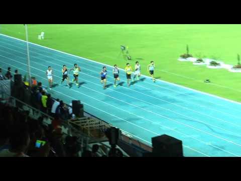 กรีฑาวิ่ง 100 เมตร หญิง / ชาย