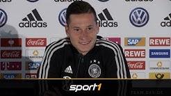 """Mia san mia"": So ärgert Draxler Bayern-Flirt Leroy Sané   SPORT1"