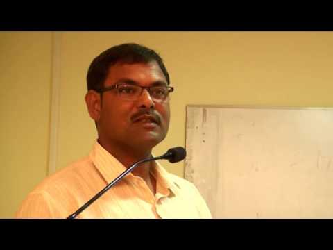 A talk on IR Spectroscopy: by  Dr.M. Murali Krishna Kumar