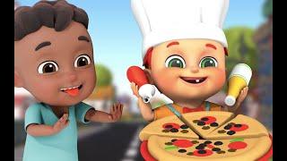 No More Snacks Baby John! | I want to eat donuts | Jugnu kids Nursery rhymes | Kids Cartoon