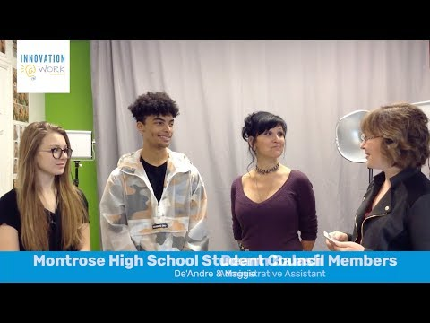Innovation at Work - Montrose High School
