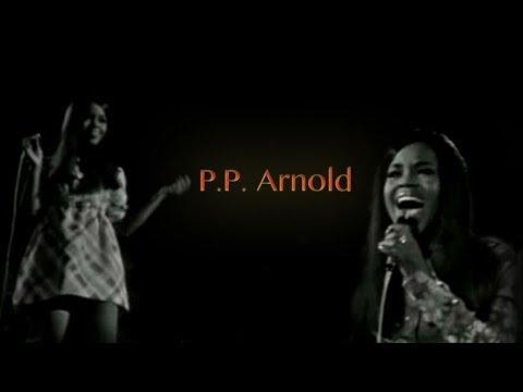 P.P. Arnold - The First Cut is the Deepest