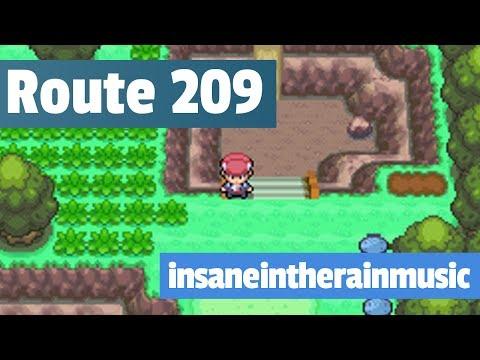 Route 209 - Pokémon Diamond / Pearl / Platinum | Piano Cover