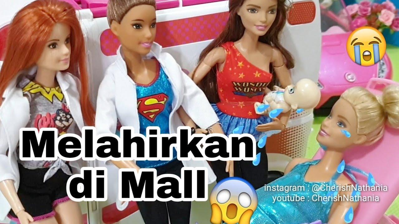 Barbie Hamil Melahirkan Bermain Belanja Video Cerita Dongeng Anak Barbie Cantik Bahasa Indonesia