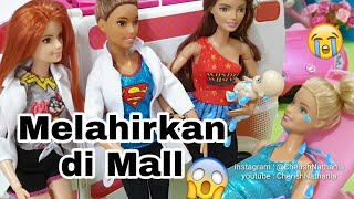 Download Video Barbie Hamil Melahirkan Bermain Belanja Video Cerita Dongeng Anak Barbie Cantik Bahasa Indonesia MP3 3GP MP4