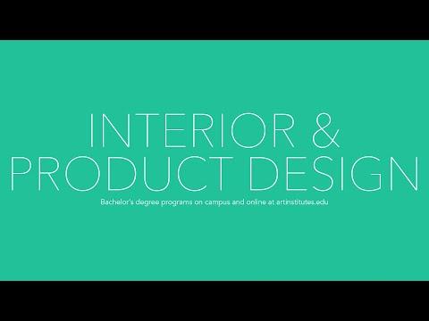Interior & Product Design | The Art Institutes